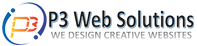 P3 Web Solutions - website Developing in India